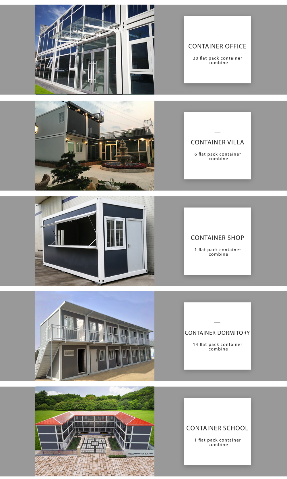 custom built prefab homes