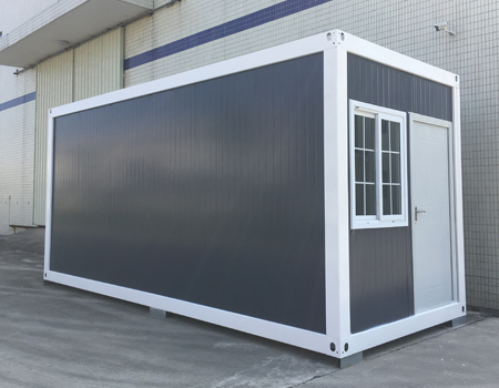 prefab container clinic